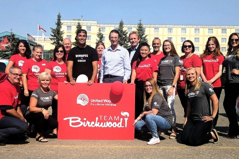 Birchwood United Way Campaign