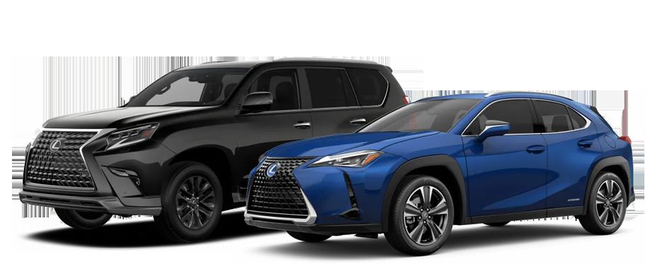 Lexus-AWD