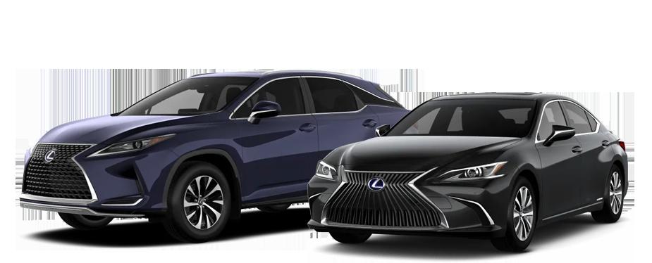 Lexus-Hybrids