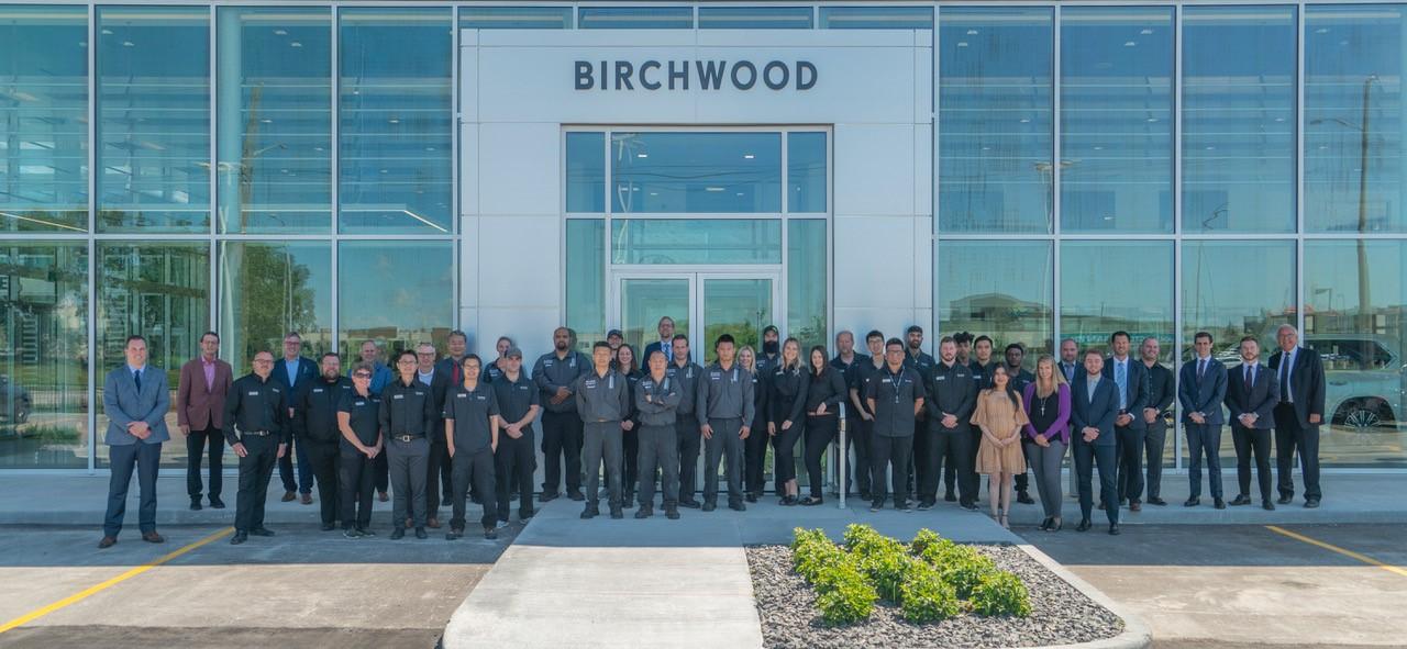 birchwood lexus team staff